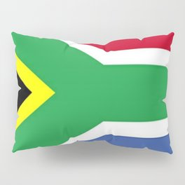 South Africa Flag (1994) Pillow Sham