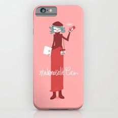 Mademoiselle Coco iPhone 6s Slim Case