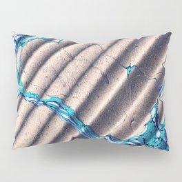 Walkin' Blue Pillow Sham