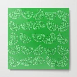 Watermelon #4 Metal Print