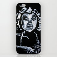 selena iPhone & iPod Skins featuring Selena Kyle by JezRebelle