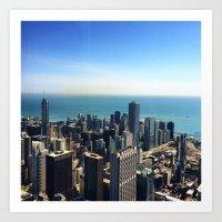 103rd Floor Art Print