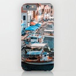 Kastellorizo Island life iPhone Case