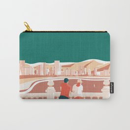 Benidorm Spain Carry-All Pouch