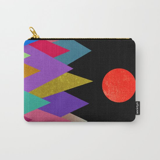 Abstract #449 Carry-All Pouch