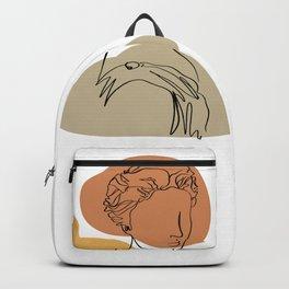 Antique Feeling #9 Backpack