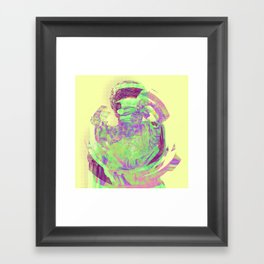 Guapo Framed Art Print