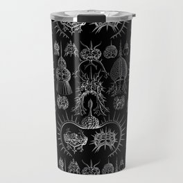 Ernst Haeckel - Spyroidea Travel Mug