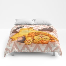 Baby Manticore Comforters