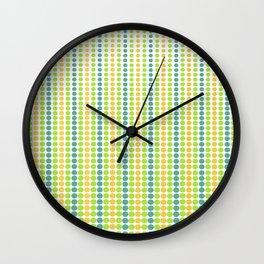 DISCO DOTS 2 Wall Clock