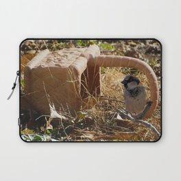 Bird House Laptop Sleeve