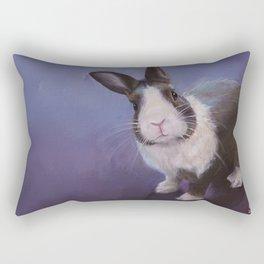 Furry Friend Rectangular Pillow