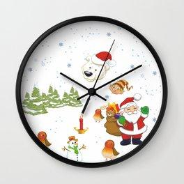 Ho,HO,Ho I am Good Dude Wall Clock