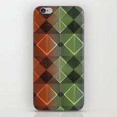 Pattern M 12 iPhone & iPod Skin
