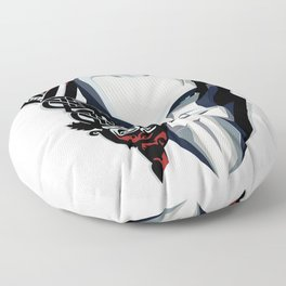 Bjorn Ironside Floor Pillow