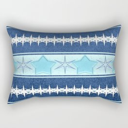 Winter patterns... Rectangular Pillow