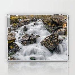 Cwm Idwal River Snowdonia Laptop & iPad Skin