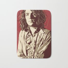 Syd Barrett/Crazy Diamond Bath Mat