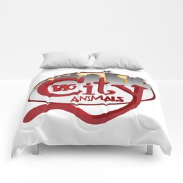 Big City Animals Comforters