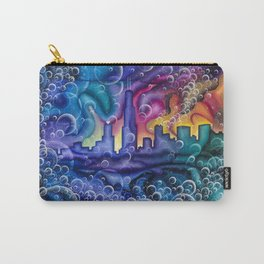 Chicago Bubbles Carry-All Pouch