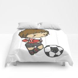 Professional Footballer Comforters