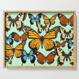 Mariposas- Butterflies Serving Tray