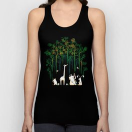 Re-paint the Forest Unisex Tank Top