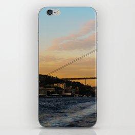 Bosphorus Bridge iPhone Skin