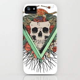 TRIEST KARST iPhone Case