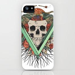TRIEST KARST iPhone Case