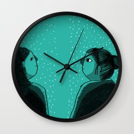 YOU? Wall Clock