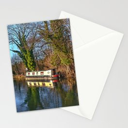 A Walk Along The Kennet Stationery Cards