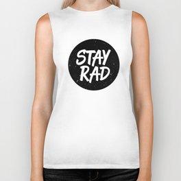 Stay Rad Biker Tank