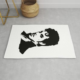MUSIC STAR PORTRAIT Rug