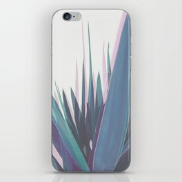 Holographic Leaves iPhone Skin