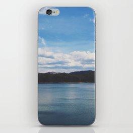 Looking Out To Fontana Dam • Appalachian Trail iPhone Skin