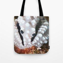Dumpling nudibranch Tote Bag