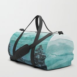 Mountains II Duffle Bag