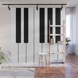 Piano Keys - Music Wall Mural