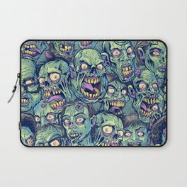 Zombie Repeatable Pattern Laptop Sleeve