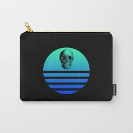 Retro Skull 4 Carry-All Pouch