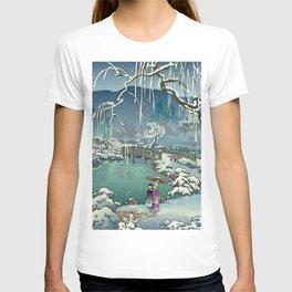 Ukiyo-e: Yuri on Ice T-shirt