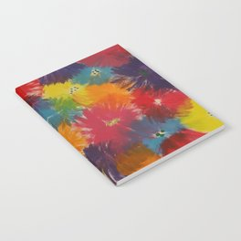 Raising Wildflowers Notebook