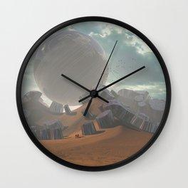 shortcut Wall Clock