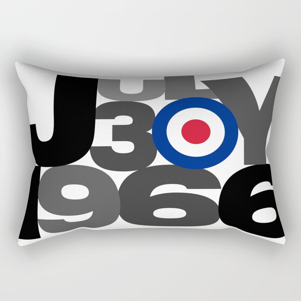 England World Cup Rectangular Pillow RPW8580370