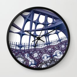 Blocking or enabling connections Wall Clock