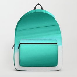 Mint Ombre Backpack