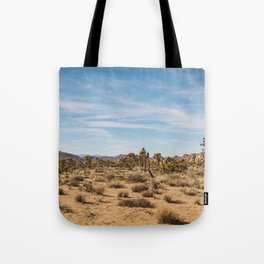 Joshua Tree National Park XXIV Tote Bag