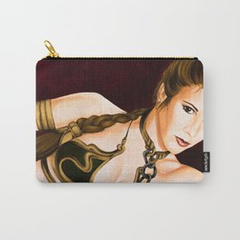 Slave Leia  Carry-All Pouch