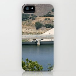 Bradbruy Dam iPhone Case